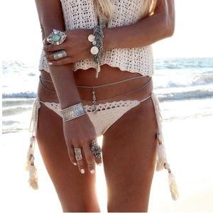 Body Waist Belly Chain Belt Bikini Gypsy Boho Sexy